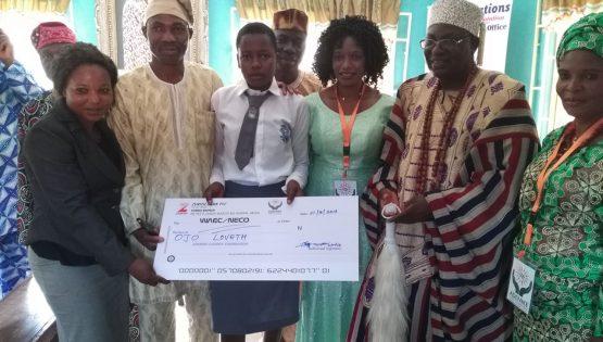 Adenike Charity Foundation Secondary School Scholarship 2